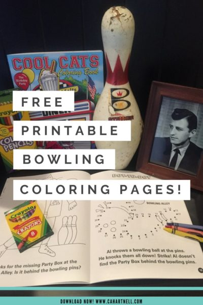 Free Printable Downloads - C.A. Hartnell
