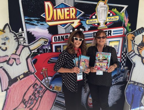 Adventures at Vegas Book Fest!