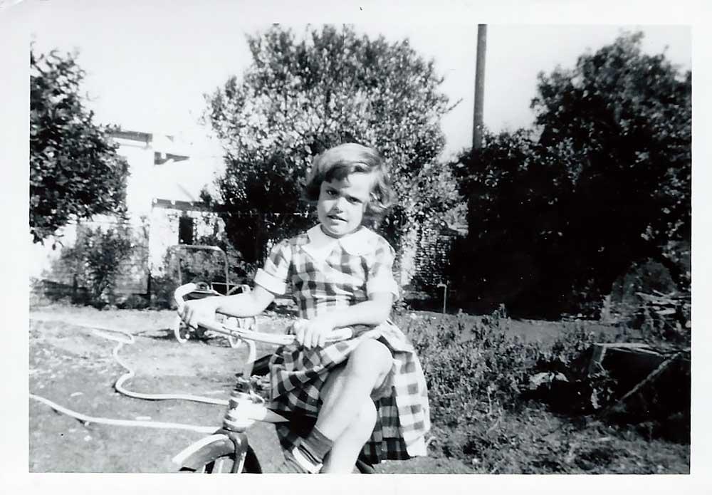 Carol Ann, December 1953
