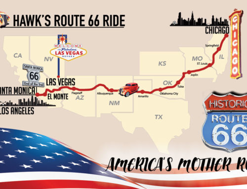 Getting Ready for a Route 66 Road Trip