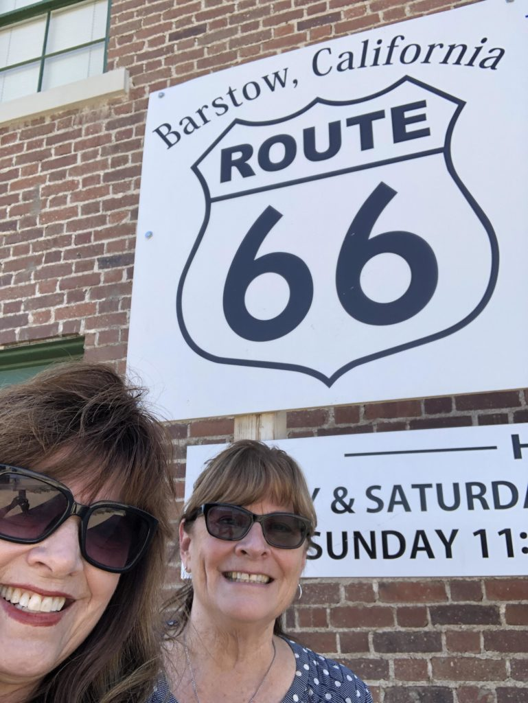 route 66 road trip - CA Hartnell