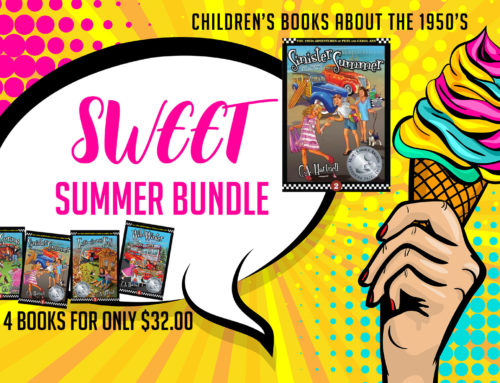 Check Out My Summer Book Bundle!