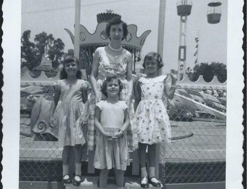 Childhood Memories from Disneyland